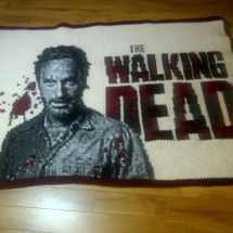 customer-crochet-art CELINAS WALKING DEAD COMPLETE