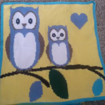 customer-crochet-art lisas owls